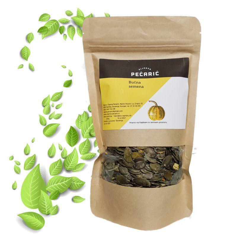 Eko seme pegastega badlja 1 kg