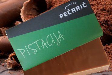Čokolada pistacija